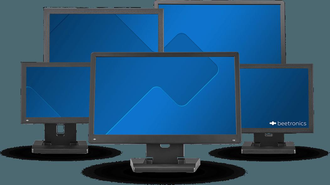 Expertos en monitores pequeños