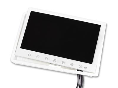 pantalla 7 pulgadas blanco