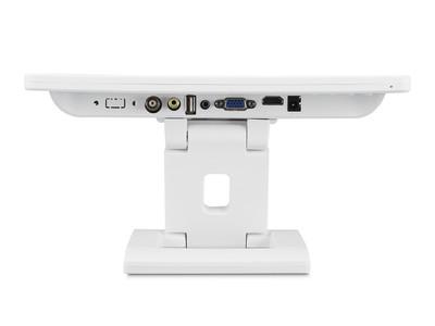 Monitor 12 pulgadas (blanco)